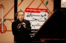 رالف فان رات (تکنوازی پیانو) از قطعات کوگلن، آروو پرت و دبوسی می گوید