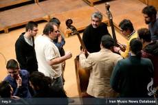 رنو گارسیا فونس - کارگاه آموزشی کنترباس به همراه شرکت کنندگان