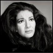 12.Maria Callas, coloratura soprano, New York, February 10,1970