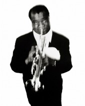 3.Louis Armstrong, musician, Rhode Island, May 3, 1955