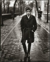 8.Dylan, Central Park, New York, February 10, 1965