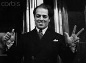 Brazilian Composer Heitor Villa-Lobos 1936