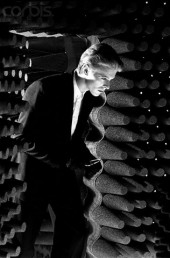 David Bowie Filming The Man Who Fell to Earth