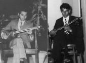 محمدرضا لطفی در سنین جوانی