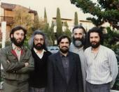 حسین عمومی، محمدرضا لطفی، حسین علیزاده، محمد قوی حلم، همایون خسروی