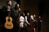 موسیقی کریستف رضاعی، عکاس: محبوبه حاتمی