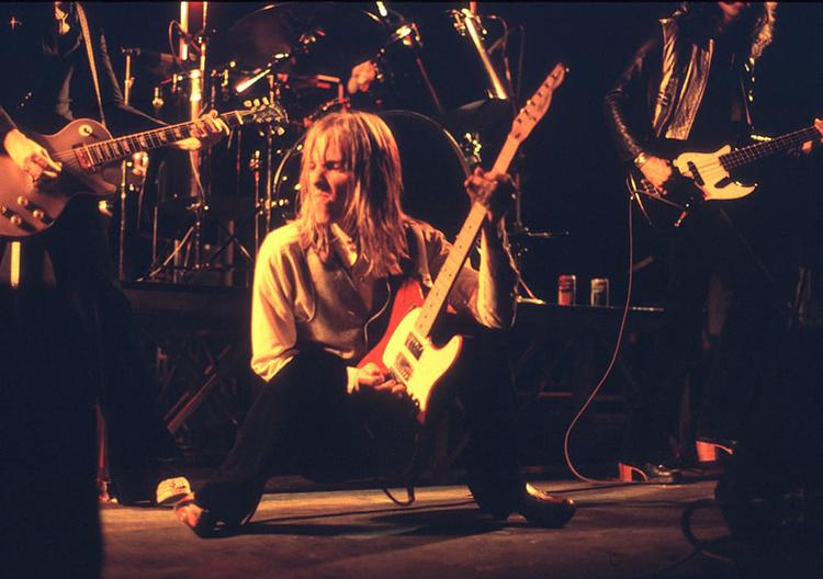 تام پتی 1977
