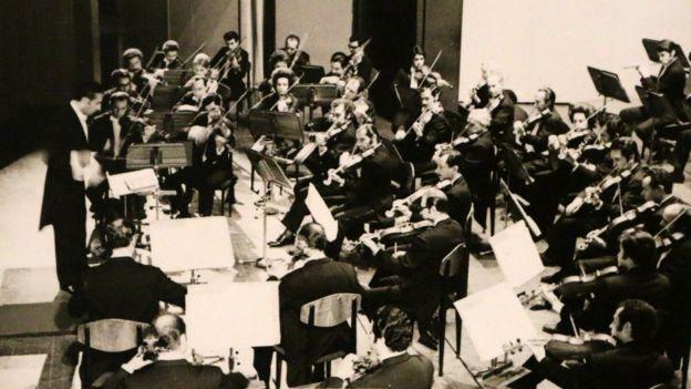 آلفرد ماردویان چندین سال رهبر دوم ارکستر سمفونیک تهران بود
