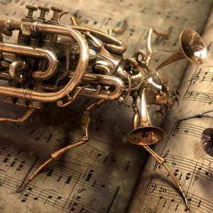 موسیقی فقط برای گوش نیست